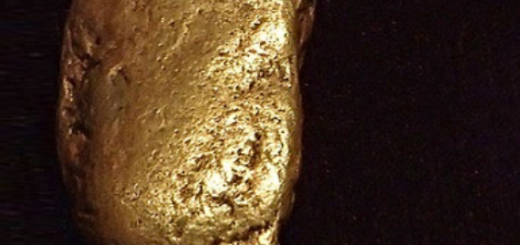 Finding Ancient Rivers with Gold