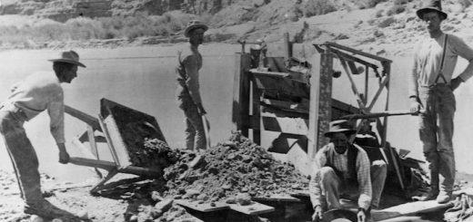 Utah Gold Prospecting
