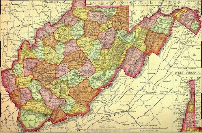 West Virginia Gold Panning