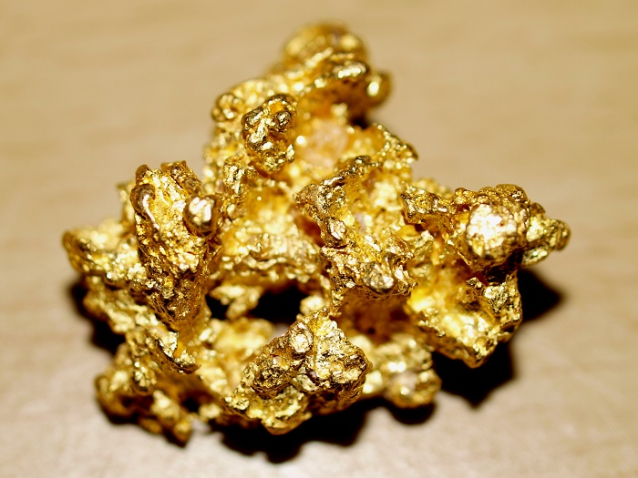 Nevada Gold Nugget