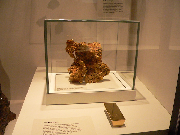 Giant Gold Nugget Found