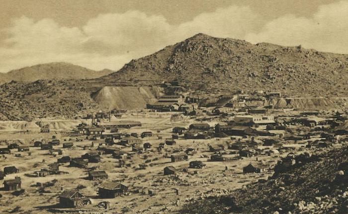 Arizona Gold Mining