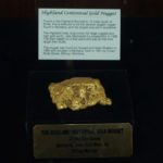 Large Montana Gold Nugget