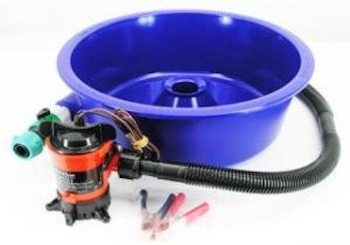 Blue Bowl Concentrator