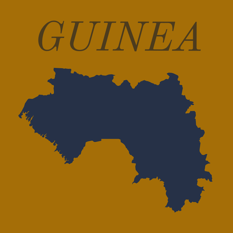 Afrika Karta Guinea.9 African Countries With The Richest Gold Mines How To Find Gold