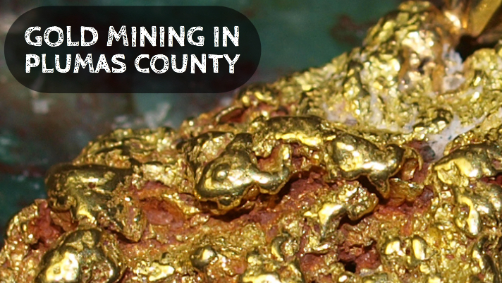 Plumas County Gold - Prospecting Areas in Northern California - How