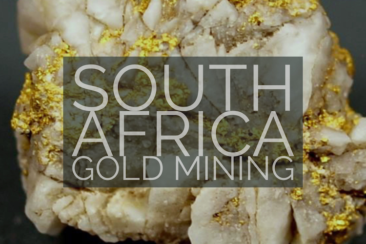 Gold In South Africa Was First Discovered The Late 19th Century By Two Prospectors A Place Called Wiersrand Which Triggered 1886