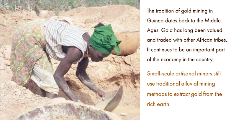 Guinea Gold Mining - Rich Potential in this West African