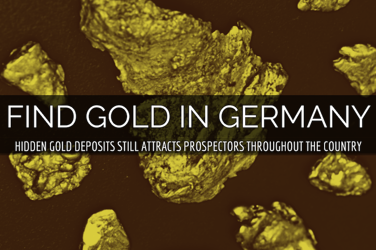 Where To Find Gold In Germany Rhine